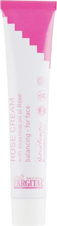 Крем на основе розы - Argital Rose Cream