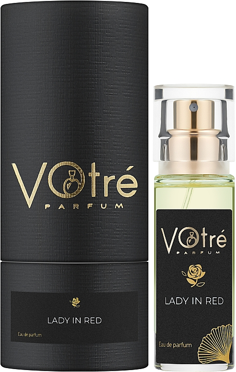 Votre Parfum Lady In Red - Парфюмированная вода (мини)
