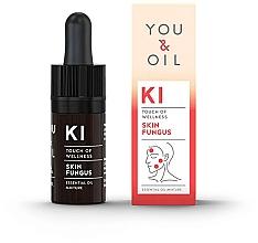 Духи, Парфюмерия, косметика Смесь эфирных масел - You & Oil KI-Skin Fungus Touch Of Wellness Essential Oil