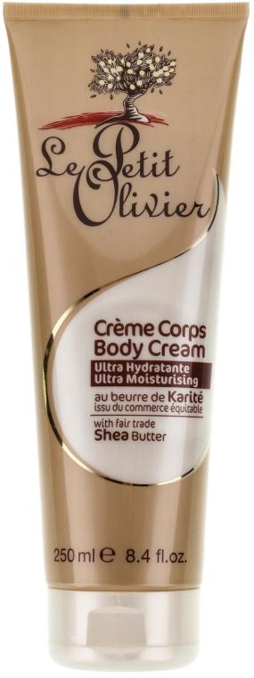 Ультра-увлажняющий крем для тела с маслом ши - Le Petit Olivier Body Care Range with Shea Butter