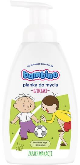 Пена для ванны для мальчиков - Bambino Foam For Washing