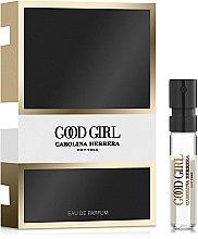 Парфумерія, косметика Carolina Herrera Good Girl - Парфумована вода (пробник)