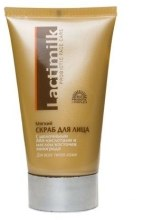Духи, Парфюмерия, косметика Мягкий скраб для всех типов кожи - Lactimilk Probiotic Face Care