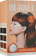 Духи, Парфюмерия, косметика Тонирующая краска-пена для волос - Missha Tinted Bubble Hair Coloring