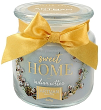 Духи, Парфюмерия, косметика Ароматическая свеча - Artman Sweet Home