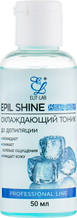 Тоник до депиляции - Elit-Lab Epil Shine