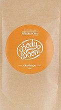 Кофейный скраб, грейпфрутовый - Body Boom Coffee Scrub Grapefruit — фото N1