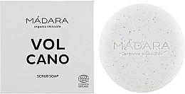 Духи, Парфюмерия, косметика Очищающее мыло-скраб для лица - Madara Cosmetics Volcano Srub Soap