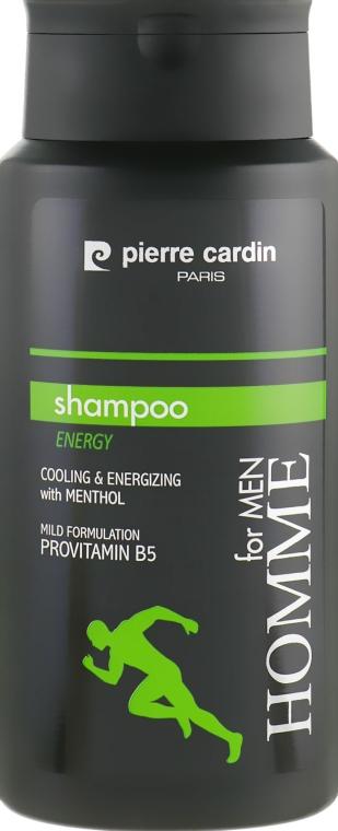 "Шампунь для мужчин ""Энергия"" - Pierre Cardin Energy Shampoo"