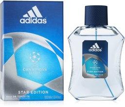 Духи, Парфюмерия, косметика Adidas UEFA Champions League Star Edition - Туалетная вода