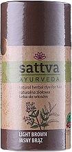 Духи, Парфюмерия, косметика Краска для волос - Sattva Ayuvrveda Natural Herbal Hair Dye