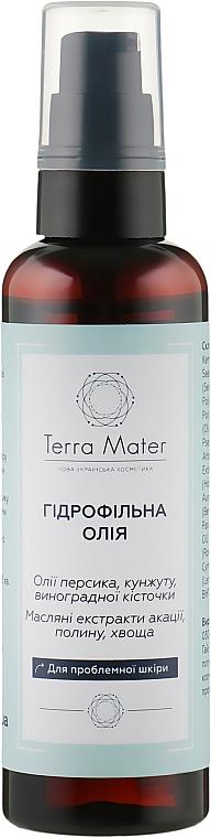 Гидрофильное масло для проблемной кожи лица - Terra Mater Hydrophilic Facial Skin Oil