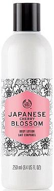 The Body Shop Japanese Cherry Blossom Body Lotion - Парфюмированный лосьон для тела