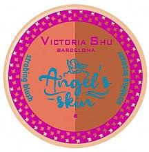 Духи, Парфюмерия, косметика Румяна-бронзатор для стробинга - Victoria Shu Angel's Skin