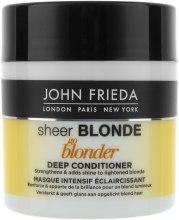 Духи, Парфюмерия, косметика Маска для светлых волос - John Frieda Sheer Blonde Go Blonder