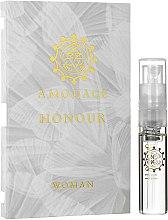 Духи, Парфюмерия, косметика Amouage Honour for Woman - Парфюмированная вода (пробник)