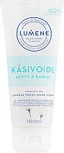 Духи, Парфюмерия, косметика Крем для рук - Lumene Klassikko Express Fresh Hand Cream