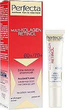 Духи, Парфюмерия, косметика Крем для глаз и губ 60+/70+ - Perfecta Multi-Collagen Retinol Eye Cream 60+/70+