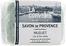"""Духи, Парфюмерия, косметика Прованское мыло """"Ландыш"""" - La Corvette Provence Soap"""