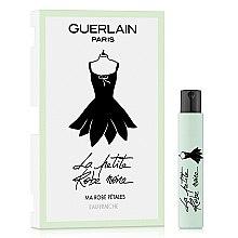 Духи, Парфюмерия, косметика Guerlain La Petite Robe Noire Ma Robe Petales - Туалетная вода (пробник)