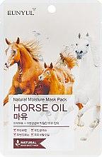 Духи, Парфюмерия, косметика Маска с лошадиным маслом - Eunyul Horse Oil Mask Pack