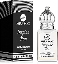 Духи, Парфюмерия, косметика Mira Max Inspire You - Парфюмированное масло