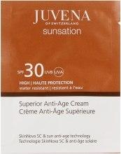 Духи, Парфюмерия, косметика Антивозрастной крем для лица - Juvena Superior Anti-Age Cream SPF30 (пробник)