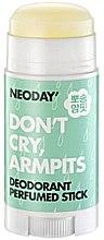 Духи, Парфюмерия, косметика Парфюмированный дезодорант-стик - Neogen Neoday Don't Cry, Armpits Deodorant Perfumed
