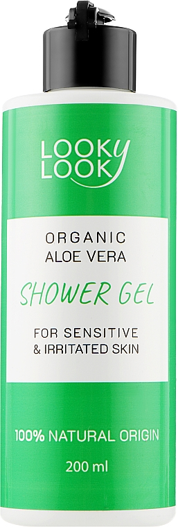 Гель для душа - Looky Look Delicate Care Shower Gel