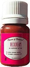 Духи, Парфюмерия, косметика Осветляющий крем для бровей - Cream & Caramel Decocream