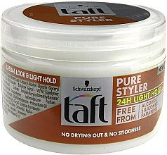 Духи, Парфюмерия, косметика Гель для укладки волос - Taft Casual Look & Light Hold Pure Styler