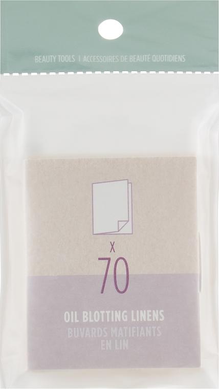 Матирующие салфетки - The Face Shop Daily Beauty Tools Oil Blotting Linens
