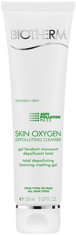Очищающий гель - Biotherm Skin Oxygen Depolluting Cleanser