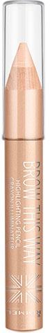 Карандаш-хайлайтер для бровей - Rimmel London Brow This Way Highlighting Pencil