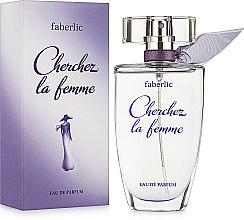 Духи, Парфюмерия, косметика Faberlic Cherchez La Femme - Парфюмированная вода