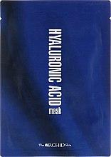 Духи, Парфюмерия, косметика Тканевая маска с гиалуроновой кислотой - The Orchid Skin Hyaluronic Acid Mask