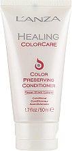 Духи, Парфюмерия, косметика Кондиционер для защиты цвета волос - L'Anza Healing ColorCare Color-Preserving Conditioner (мини)