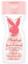 Духи, Парфюмерия, косметика Playboy Play It Lovely - Лосьон для тела