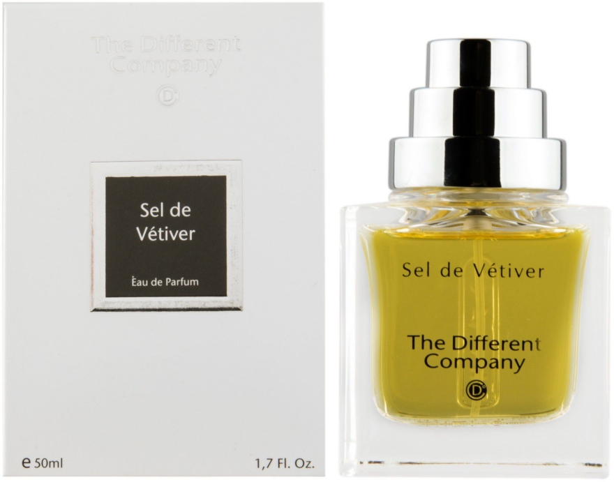 The Different Company Sel De Vetiver - Парфюмированная вода