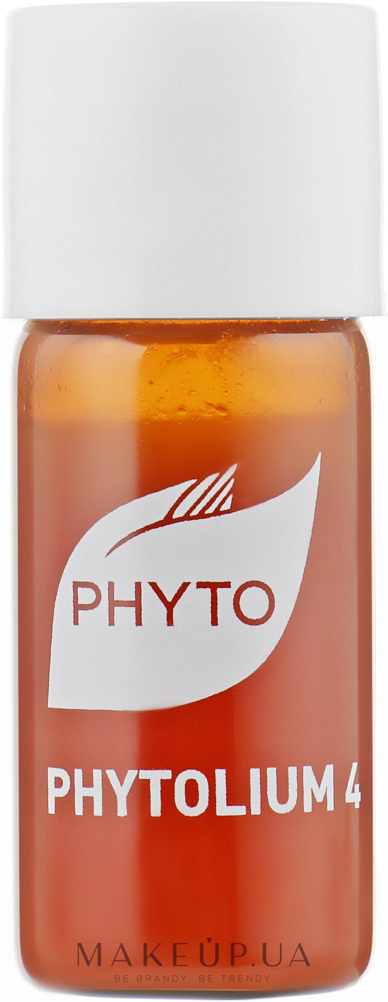 Концентрат проти випадіння волосся - Phyto 4 Phytocyane — фото 1x3.5ml