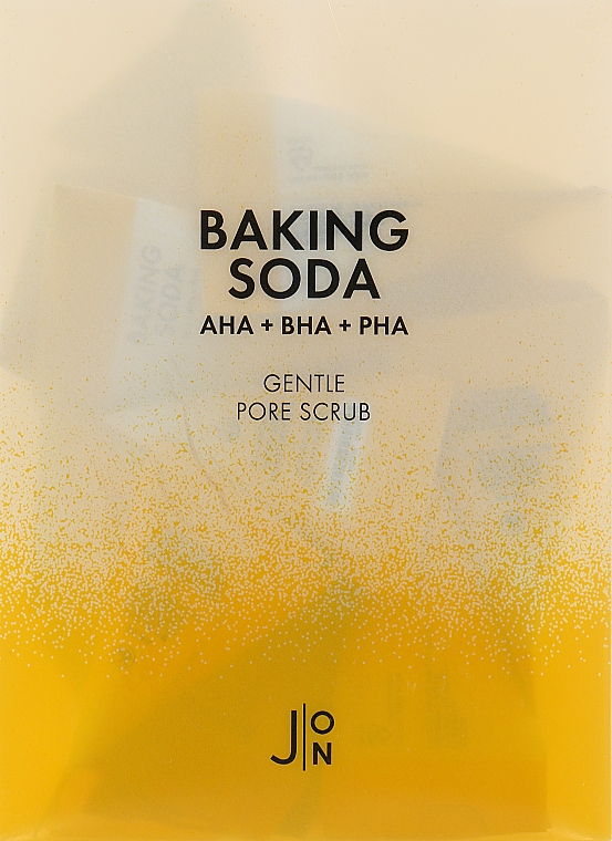 Скраб для лица - J:ON Baking Soda Gentle Pore Scrub
