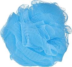 Духи, Парфюмерия, косметика Губка для ванной, голубой - IDC Institute Design Mesh Pouf Bath Sponges