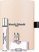 Духи, Парфюмерия, косметика Masaki Matsushima Masaki/Masaki - Набор (edp/40ml + edp/10ml)