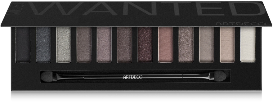 Палитра теней для век - Artdeco Eyeshadow Most Wanted Eyeshadow Palette