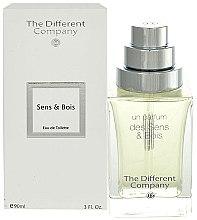 Духи, Парфюмерия, косметика The Different Company Un Parfum de Sens et Bois - Туалетная вода