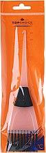 Духи, Парфюмерия, косметика Кисть для окрашивания волос, 65002, бело-черная - Top Choice