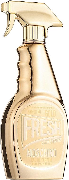 Moschino Gold Fresh Couture - Парфюмированная вода (тестер с крышечкой)