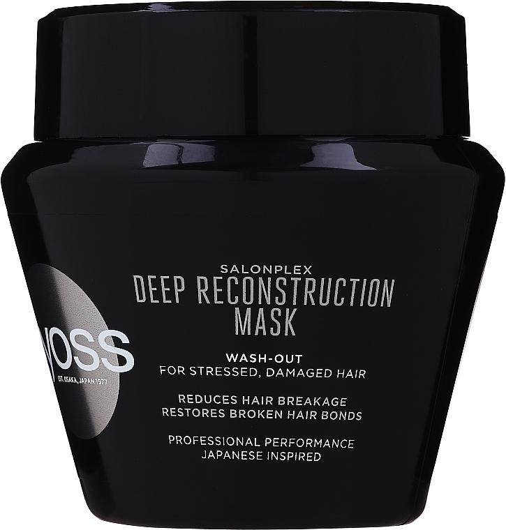 Маска для волос - Syoss Salon Plex Intensive Recreation Treatment