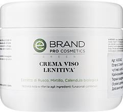 Духи, Парфюмерия, косметика УЦЕНКА Крем для чувствительной кожи - Ebrand Crema Viso Lenitiva *
