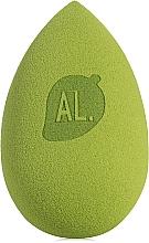 Духи, Парфюмерия, косметика Спонж для нанесения тональных средств - Al.Rutkovskiy Mango Beautysponge Matcha